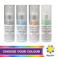 Sugarflair - Powder Puff Glitter Dust 10g