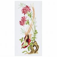 Anchor Embroidery Kit: Vintage Chrysanthemum