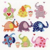 BT Kit Slightly Dotty Elephants