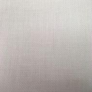 Zweigart Cashel Evenweave Linen col 100 White