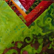 Batik Charm Pack Brights