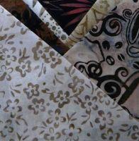 Batik Charm Pack Naturals