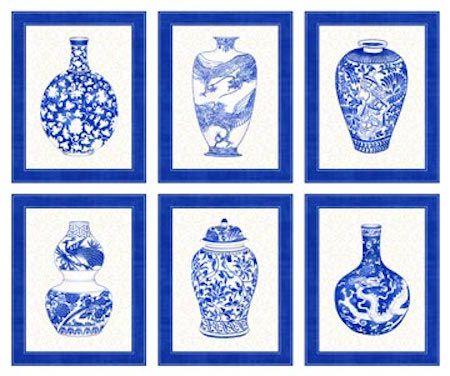 Spring Glory Vase Panel