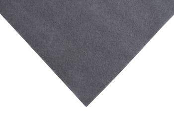 Felt 9 inch Square Steel Grey