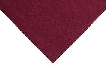 Felt 9 inch Square Garnet