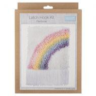 Trimits Latch Hook Kit - Rainbow