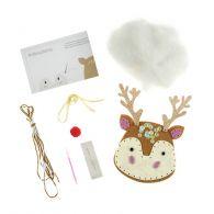 Christmas Felt Decoration Kits