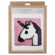 Trimits Latch Hook Kit - Unicorn