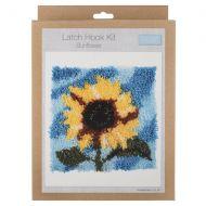 Trimits Latch Hook Kit - Sunflower