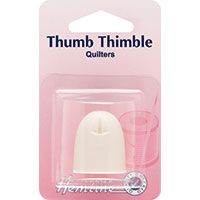 Quilters's Thumb Thimble