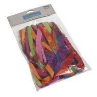Summer Mixed Ribbons Bag