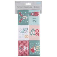 Advent Calendar Ribbon