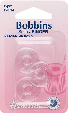 Bobbin Singer