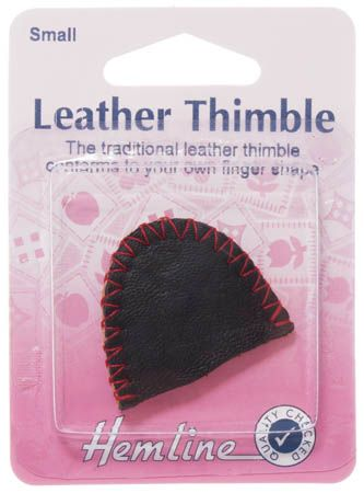 Leather Thimble Small.
