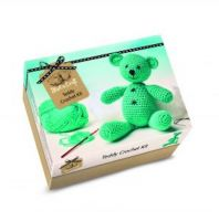 Teddy Crochet Kit - Start a Craft