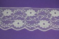 60mm Nylon Lace Small Floral