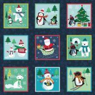 Christmas Panels & Labels