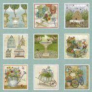 Makower Antique Garden Labels