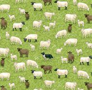 Makower Village Life Sheep