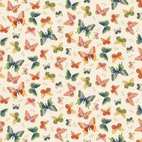 Michiko Butterflies Cream