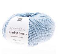 Merino Plus Dk - Light Blue 018