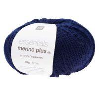 Merino Plus DK - Midnight Blue 012