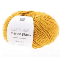 Merino Plus DK - Mustard 017