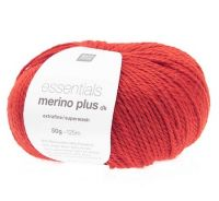 Merino Plus DK - Red 006