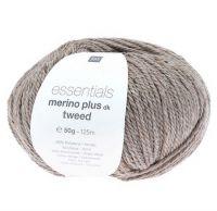 Merino Plus Dk Tweed - Beige 002