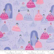Moda Once Upon A Time Lilac Princesses