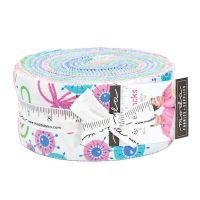 Moda Jelly Roll Flower Sacks