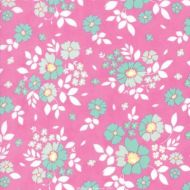 Moda Canning Day Orchid Floral
