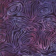 Maui Batiks Black/ Purple