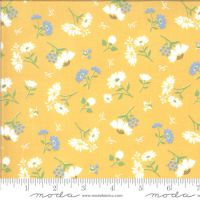 Moda Spring Brook Sunny Floral