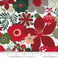 Moda Hustle and Bustle Blizzard Large Floral