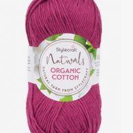 Stylecraft - Naturals 100% Organic Cotton DK