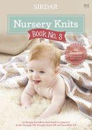 Sirdar Booklet 502 Nursery Knits 3