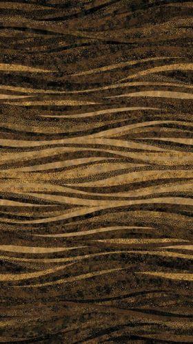Artisan Shimmer Brown/ Gold Waves