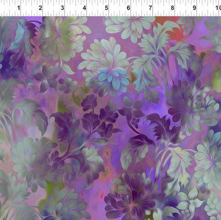 Diaphanous Floral