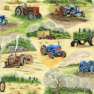 Nutex In The Country Tractors