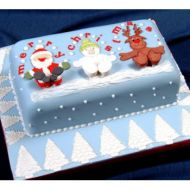 Patchwork Cutters Christmas Novelty Set