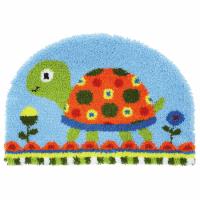 Vervaco Rug Kit Turtle
