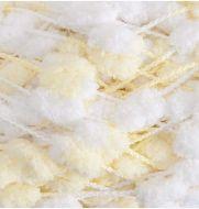 Rico Pompon - White & Lemon Col 022