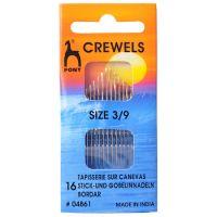 Crewel Needles - Size 3-9