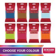Renshaw - Professional Sugar Paste 250g