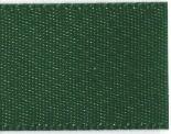 Satin Ribbon 3mm Forest Green