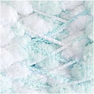 Rico Pompon - Mint Green & White Col 023