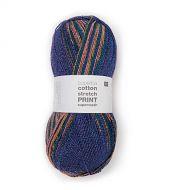 Superba Cotton Stretch Print 4ply - 003