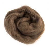 Wool Roving 10g Cafe Au Lait