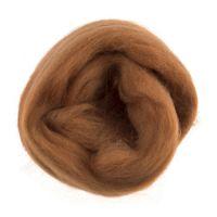 Wool Roving 10g Beige